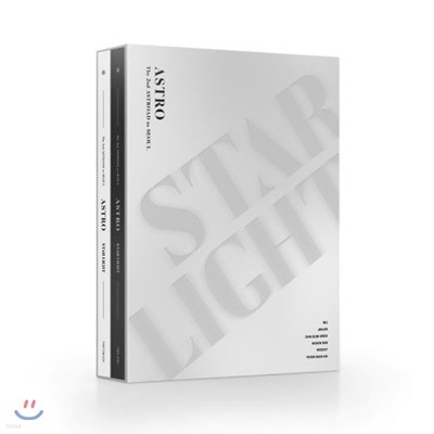 아스트로 (ASTRO) - ASTRO The 2nd ASTROAD to Seoul [Star Light] DVD