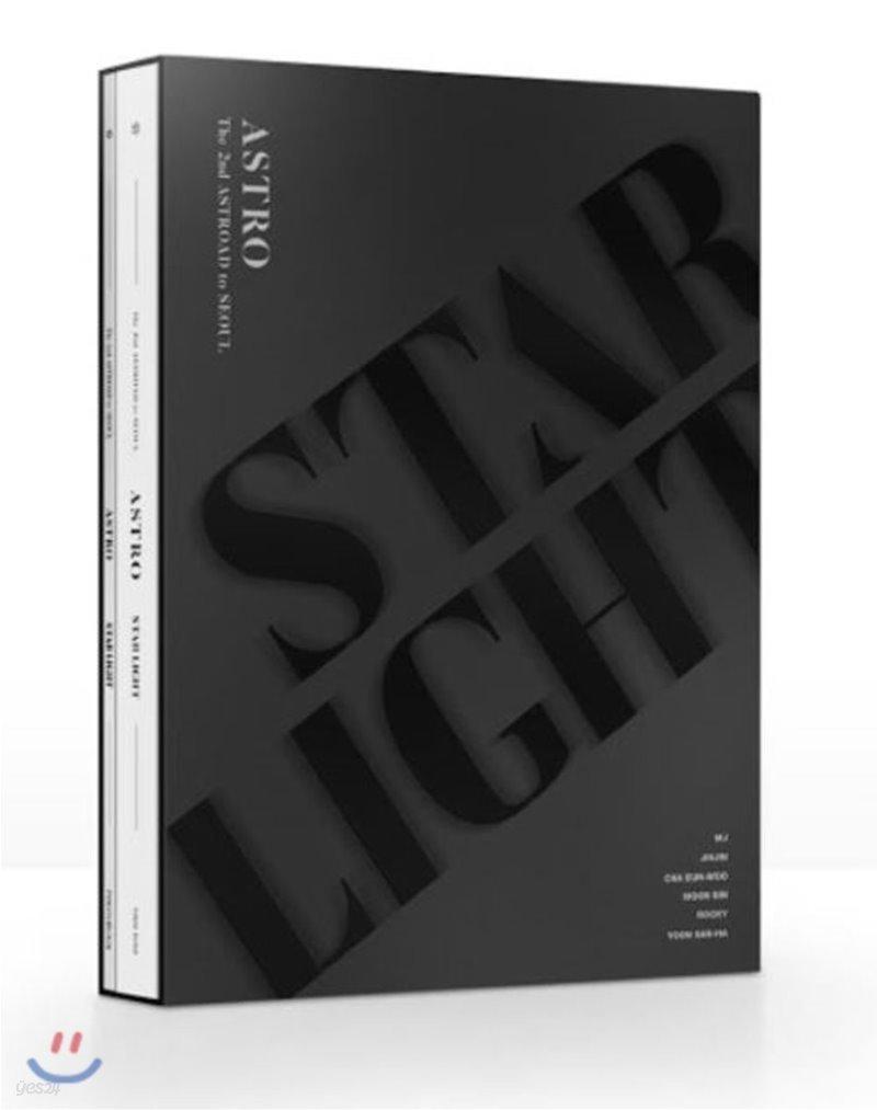 아스트로 (ASTRO) - ASTRO The 2nd ASTROAD to Seoul [Star Light] BLU-RAY