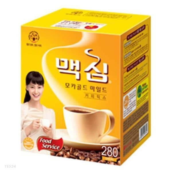 [맥심] 커피믹스 모카골드 280T