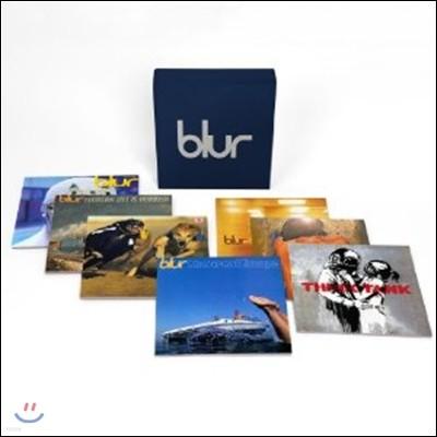 Blur (블러) - Blur (데뷔 21주년 기념 박스 세트)  [Limited Boxed Set 13LP]