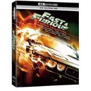 분노의 질주 5-Movie 콜렉션 (5Disc 4K UHD Only) : 블루레이