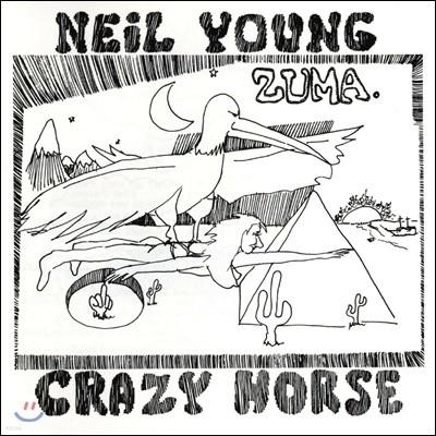 Neil Young & Crazy Horse (닐 영 앤 크레이지 호스) - Zuma [LP]