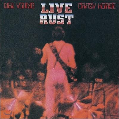 Neil Young & Crazy Horse (닐 영 앤 크레이지 호스) - Live Rust [2LP]