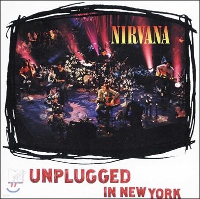 Nirvana (너바나) - MTV Unplugged In New York [LP]