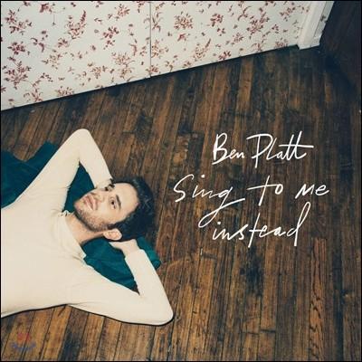 Ben Platt (벤 플랫) - Sing To Me Instead