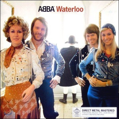 Abba (아바) - Waterloo [LP]