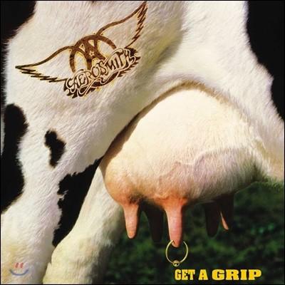 Aerosmith (에어로스미스) - Get A Grip [화이트 컬러 2LP]