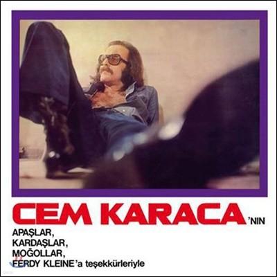 Cem Karaca (젬 카라자) - Apaslar, Kardaslar, Mogollar, Ferdy Klein Orkestras