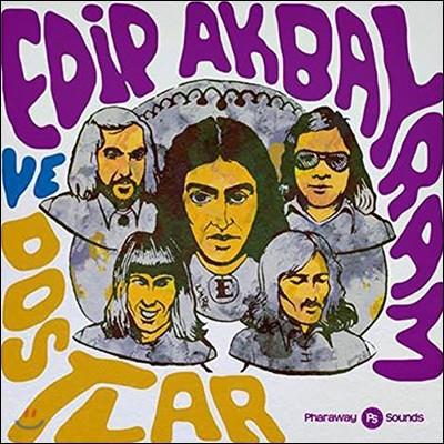 Edip Akbayram ve Dostlar - Singles Overview 1974-1977