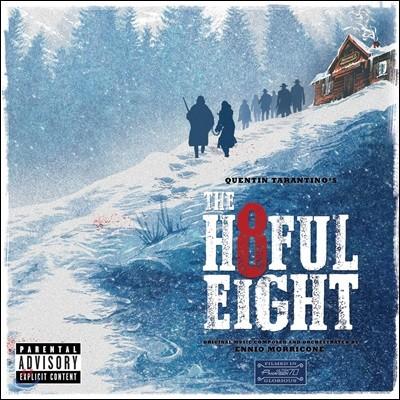 헤이트풀 8 영화음악 (The Hateful Eight OST by Ennio Morricone) [2LP]