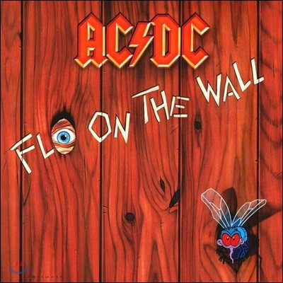 AC/DC (에이씨디씨) - Fly On The Wall [LP]