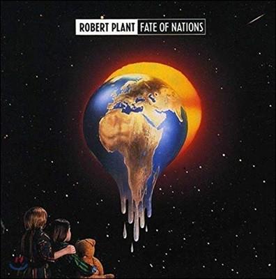 Robert Plant (로버트 플랜트) - Fate Of Nations [LP]