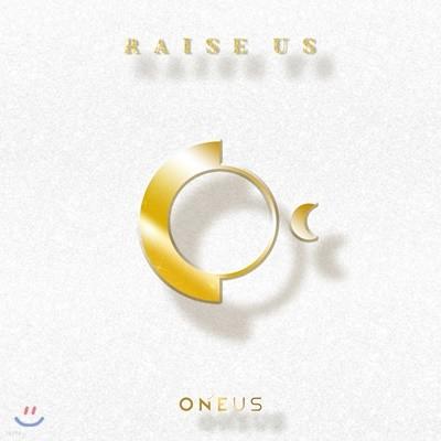 원어스 (ONEUS) - 미니앨범 2집 : RAISE US [Twilight ver.]