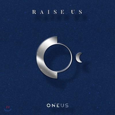 원어스 (ONEUS) - 미니앨범 2집 : RAISE US [Dawn ver.]