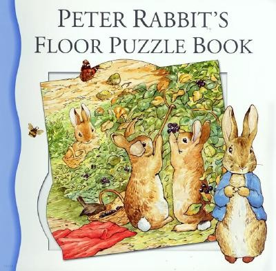 Peter Rabbit's Floor Puzzle Book