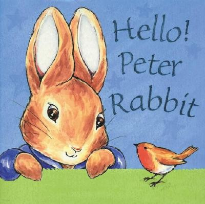 Hello! Peter Rabbit