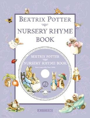 Beatrix Potter's Nursery Rhyme Book & CD