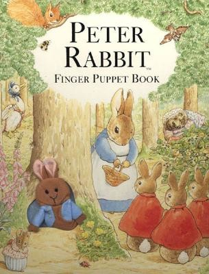 Peter Rabbit's Finger Puppet Book
