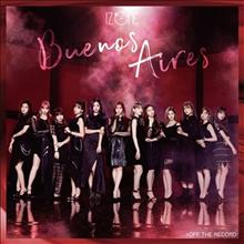 아이즈원 (IZ*ONE) - Buenos Aires (CD+DVD) (Type A)