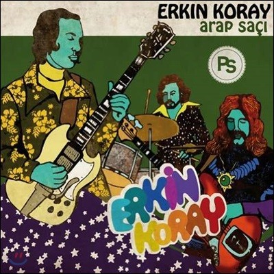 Erkin Koray (에르낀 꼬레이) - Arap Saci [2LP]