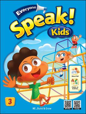 Everyone Speak! Kids 3