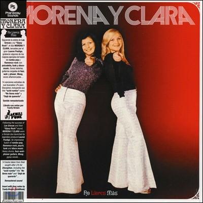 Morena Y Clara (모나 이 클라라) - No llores mas [LP]