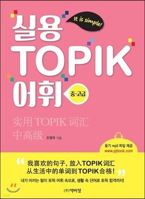 실용 TOPIK 어휘 중·고급