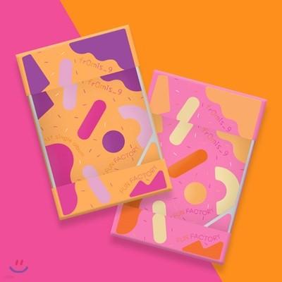 프로미스나인 (fromis_9) - Fun Factory [SET] [스마트 뮤직 앨범(키노앨범)]