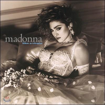 Madonna (마돈나) - Like A Virgin [LP]