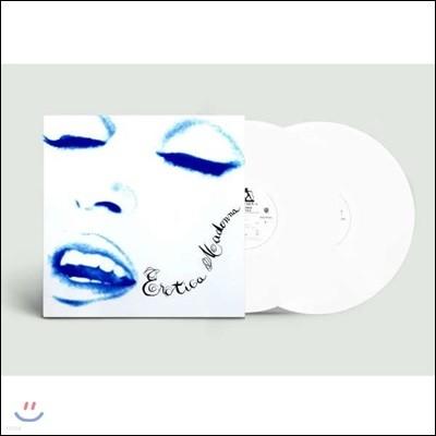 Madonna (마돈나) - Erotica [화이트 컬러 2LP]