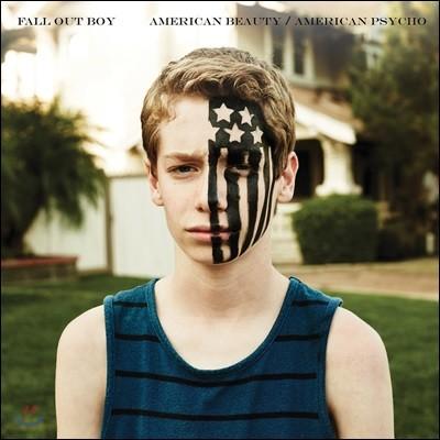 Fall Out Boy (폴 아웃 보이) - American Beauty / American Psycho [LP]