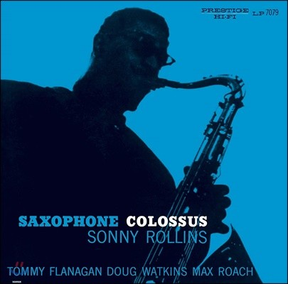 Sonny Rollins (소니 롤린스) - Saxophone Colossus [UHQCD]