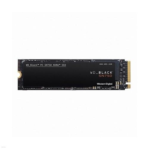 Western Digital WD Black SN750 M.2 2280 (500GB)