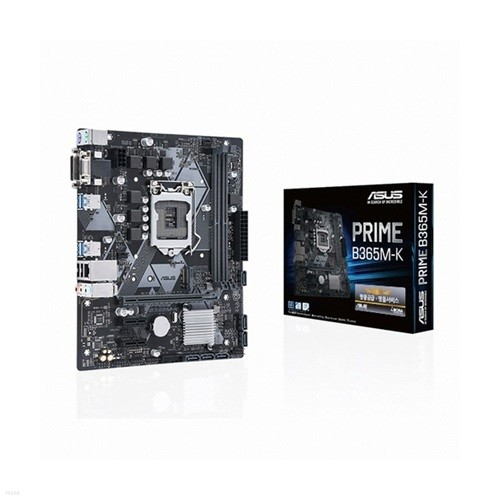 (ASUS) PRIME B365M-K (아이보라)