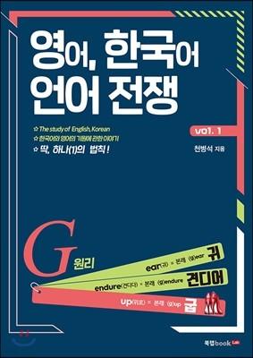 영어, 한국어 언어 전쟁