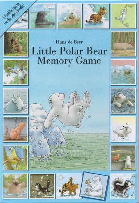 Little Polar Bear Memory Game