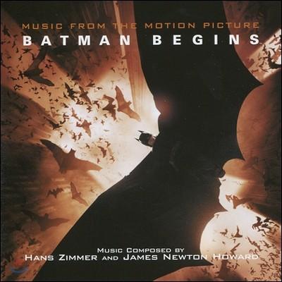 배트맨 비긴스 영화음악 (Batman Begins OST by Hans Zimmer & James Newton Howard) [2LP]