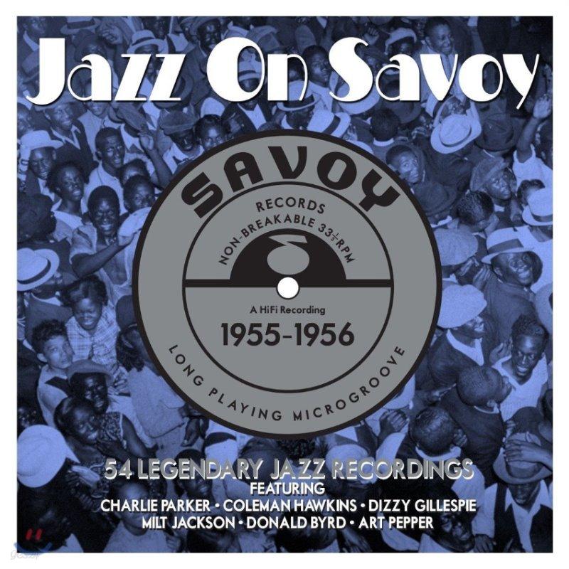 1955-56년 사보이 재즈 레코딩 (Jazz On Savoy 1955-1956)