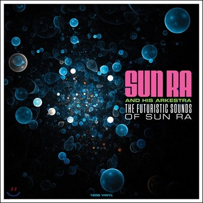 Sun Ra (선 라) - The Futuristic Sounds Of Sun Ra [LP]