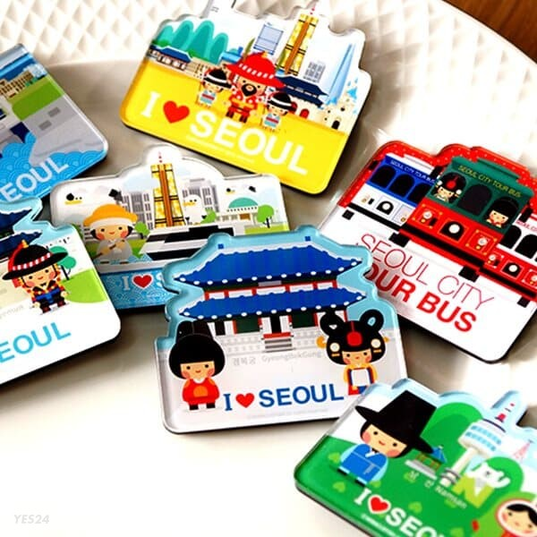 [MIRACLE KOREA] 미라클코리아 서울여행 자석