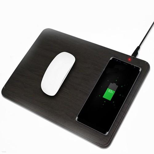 고속 무선충전 마우스 파워패드 X2
