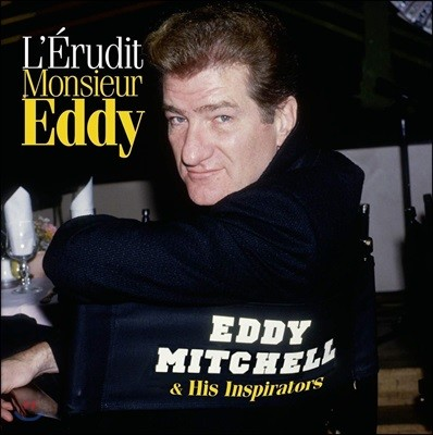 Eddy Mitchell (에디 미첼) - Lerudit Monsieur Eddy [2LP]