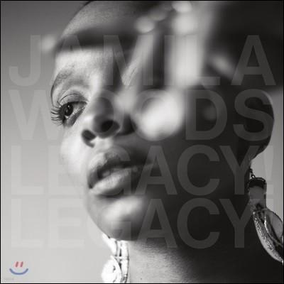 Jamila Woods (자밀라 우즈) - LEGACY! LEGACY! [클라우디 핑크 컬러 2LP]
