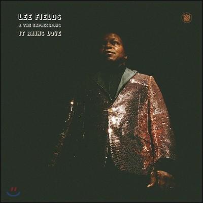 Lee Fields & The Expressions (리 필즈 앤 더 익스프레션스) - It Rains Love [LP]
