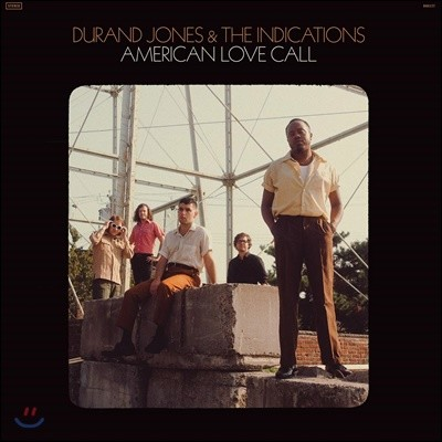 Durand Jones & The Indications (듀랜드 존스 앤 더 인디케이션스) - American Love Call [LP]
