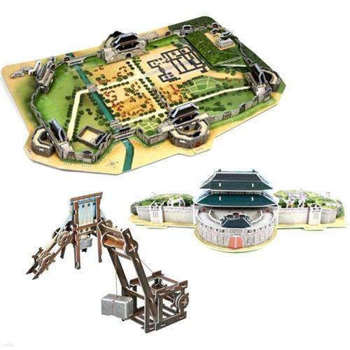 입체퍼즐 수원화성 시리즈