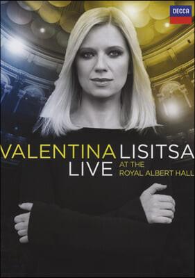 Valentina Lisitsa Live at the Royal Albert Hall 발렌티나 리시차 로열 알버트 홀 실황 DVD