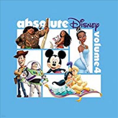 Various Artists - Absolute Disney: Volume 4