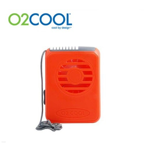 O2COOL 오투쿨 디럭스 네크리스 팬(목걸이형 선풍기)