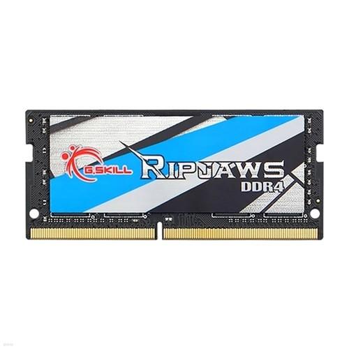 G.SKILL 노트북 DDR4 8G PC4-21300 CL19 RIPJAWS